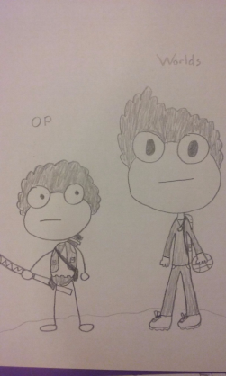 OP vs. Worlds Poptropican by Sporty Boa