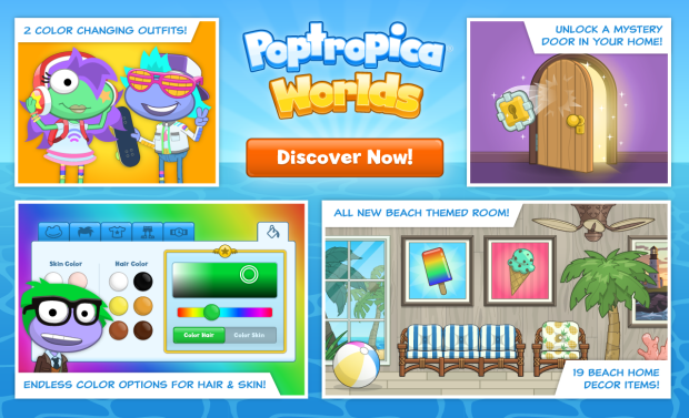popworlds summer update 1