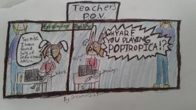 Dreamer2127 aka Cinnabunny - My Life at School