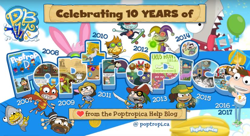 pop 10years