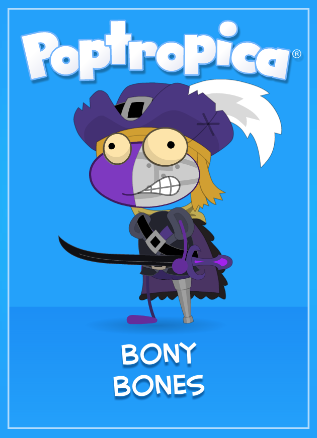 """Zombie Pirate Knight"" by Bony Bones"