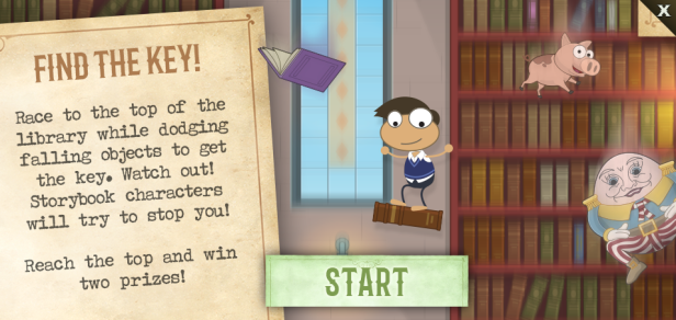 Poptropica Mr Lemoncello's library (1)