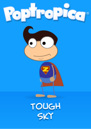 There is a Super Hero in All of Us by Tough Sky
