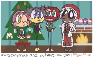 A Christmas Special by ArtisticAsianBunny