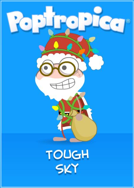 Tough Sky - Santa Clause