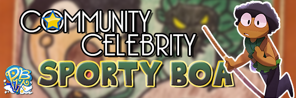 community celeb sporty boa