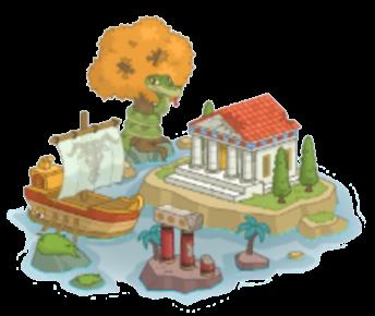 greek odyssey island