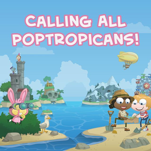 Calling all Poptropicans!