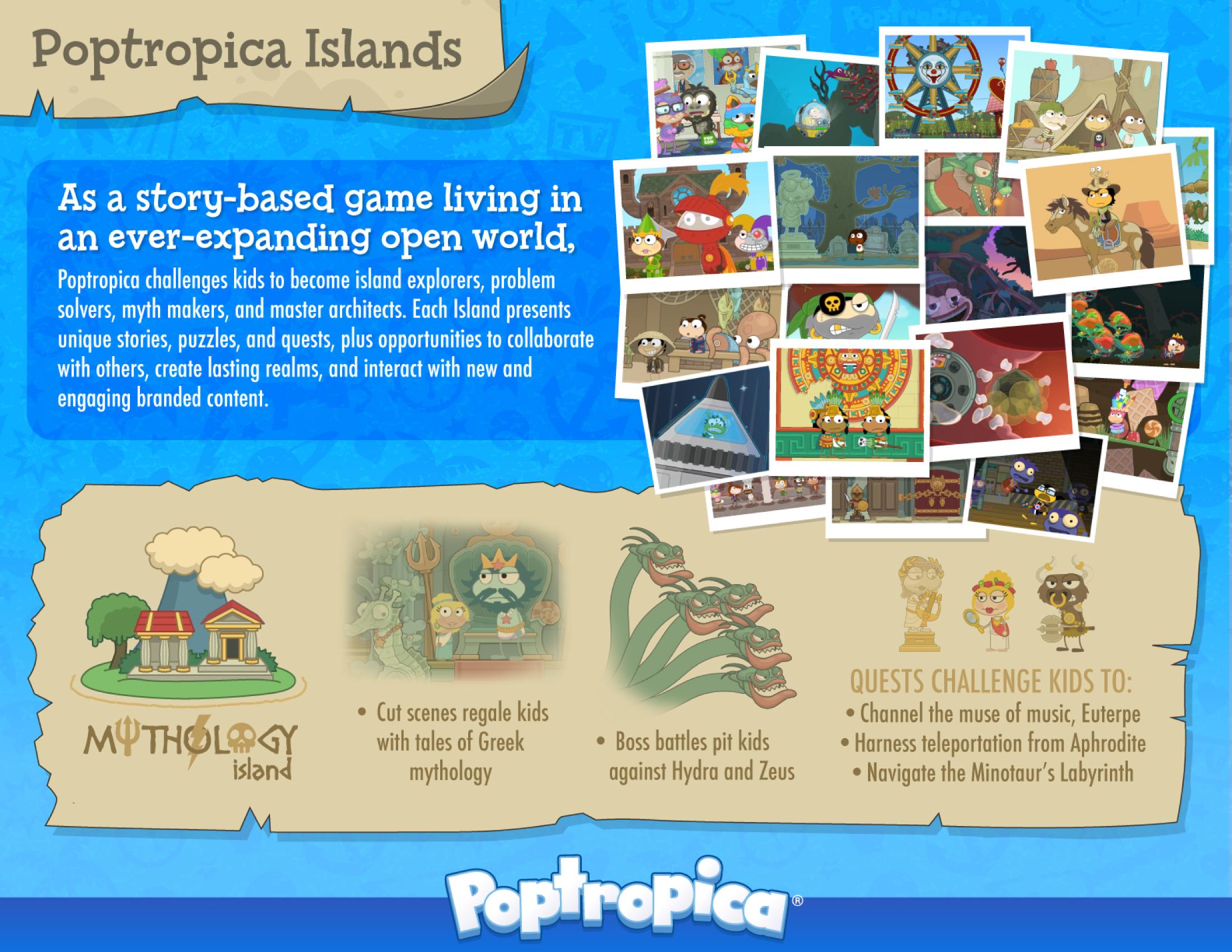 poptropica big nate island guide