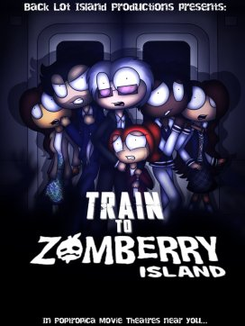 """Train to Zomberry Island"" by ANNE14TCO"