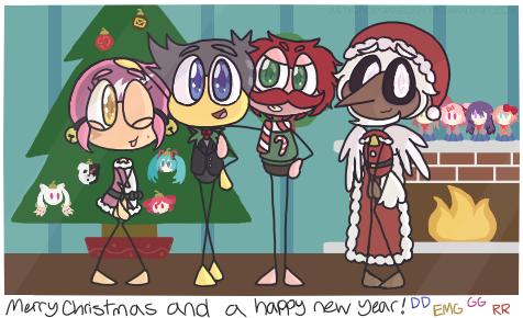 """""""A Christmas Special"""