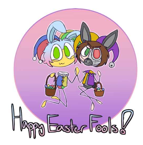 """A Easter Fools Day Special"""