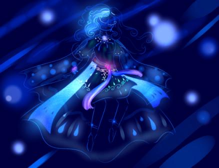 """Princess Aquamarine"""