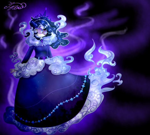 """Dark Ice Queen"""