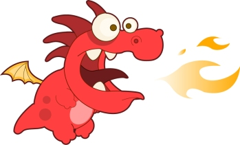 Dragon follower
