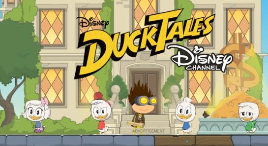 Poptropica Duck Tales