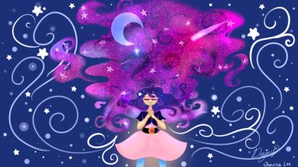 """Space dream"""