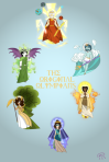 """""""The Olympians: Part 1"""""""