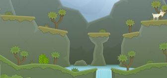 Mountains of the Moon in Poptropica