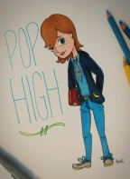 """Pop High Outfit"""