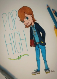 """""""Pop High Outfit"""""""