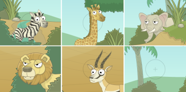 Safari in Poptropica