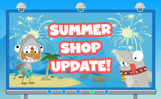 summer shop update