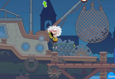 screenshot: Counterfeit Island Docks (Thinknoodles on youtube)