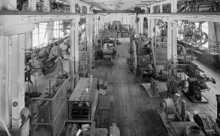 photo: Edison's Workshop (theatlantic.com)