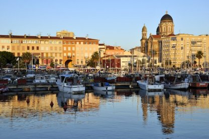 photo: Sainte-Maxime (autoeurope.com)