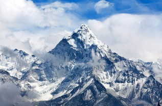 photo: Mount Everest (financialtribune.com)