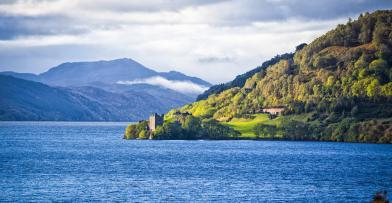 photo: Loch Ness (viator.com)
