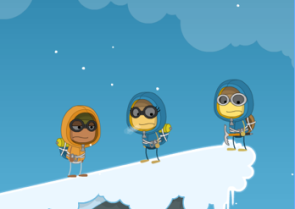 screenshot: Poptropica Mount Everest (poptropicasecrets.com)