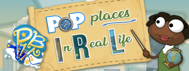 Pop Places IRL Header