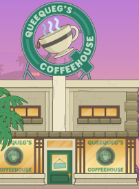Queequeg's Coffeehouse