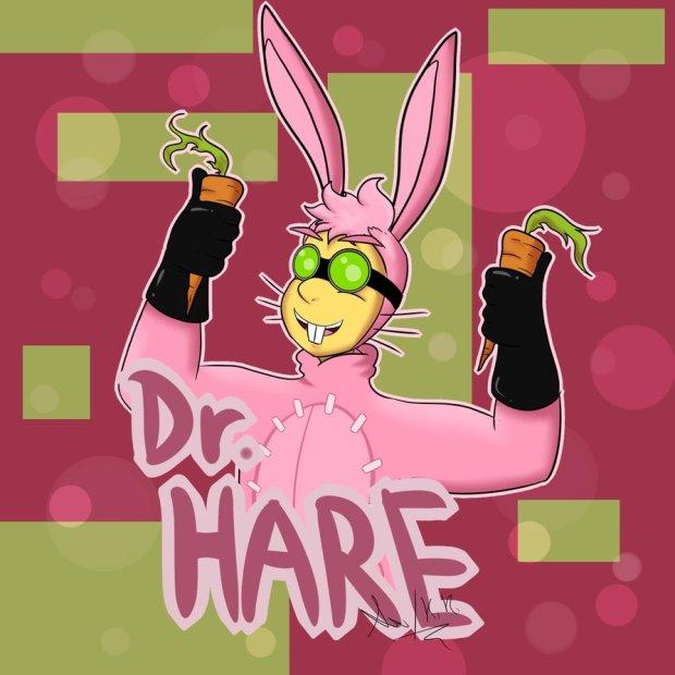 Kennerium - Villainous Visages Doctor Hare