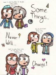 """Something Never Change"""