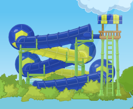 Water Thrill Island