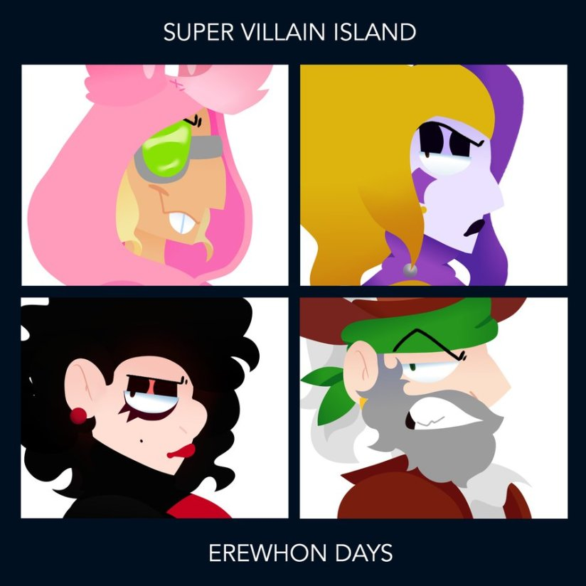 epiphxny - Erewhon Days