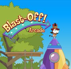 blast-off arcade