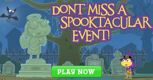 hauntedhousepop