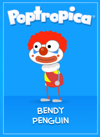 """Ronald McDonald"" by Bendy Penguin"