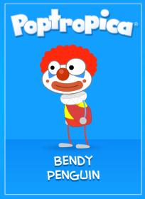 """Ronald McDonald"" by Bendy Penguin"