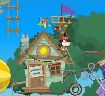 treehouse soon