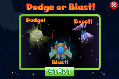 Blaster Attack
