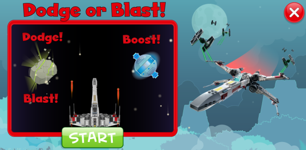 blaster crazy game