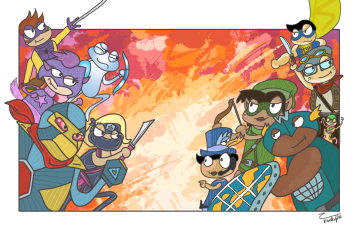 Mighty Action Force