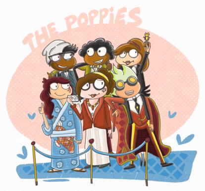 Poppies 2018