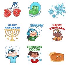 holidaystickers2