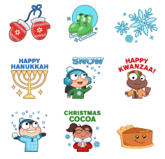holidaystickers2